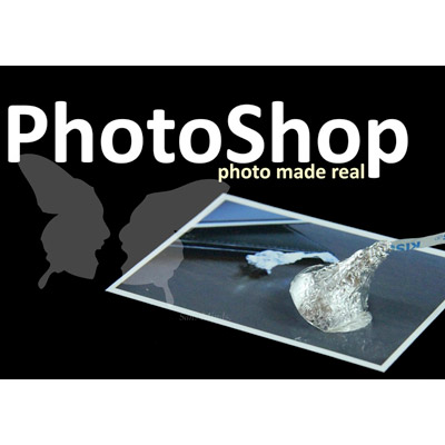 PhotoShop (Props and DVD)  by Will Tsai and SansMinds - DVD
