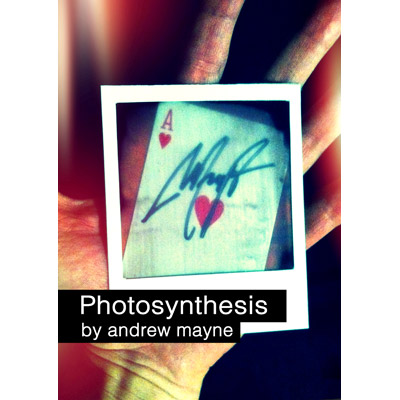 Photosynthesis (DVD and Gimmick) by Andrew Mayne - DVD