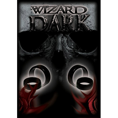 Wizard DarK FLAT Band PK Ring (size 23 mm, with DVD) - DVD