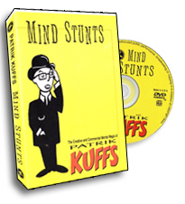 Mind Stunts Kuffs, DVD