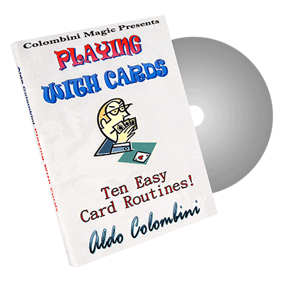 Playing With Cards by Wild-Colombini - DVD