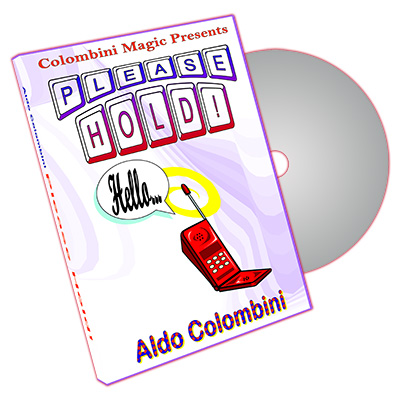 Please Hold by Aldo Colombini - DVD