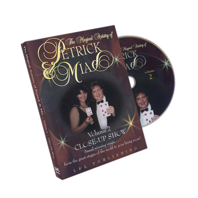 Magical Artistry of Petrick and Mia Vol. 2 by L&L Publishing