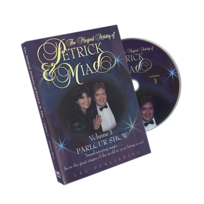 Magical Artistry of Petrick and Mia Vol. 3 by L&L Publishing