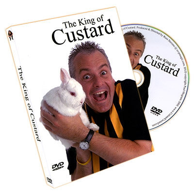 King of Custard by Paul Megram (Colonel Custard) - DVD