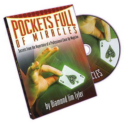 Pockets Full of Miracles (Anniversary Edition) by Diamond Jim Tyler - DVD