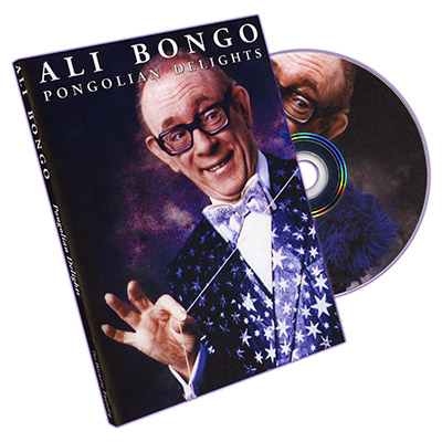 Pongolian Delights by Ali Bongo- DVD