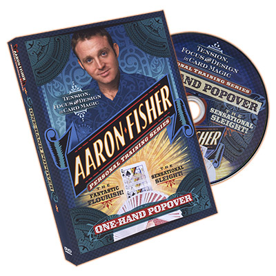 One-Hand Popover by Aaron Fisher - DVD