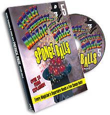 Secret Seminar of Magic with Patrick Page Vol 5 : Sponge Balls - VIDEO DESCARGA