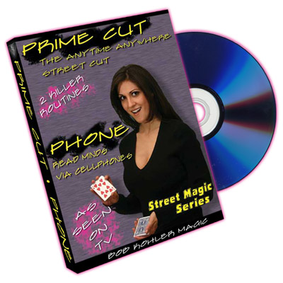 Prime Cut by Bob Kohler - DVD