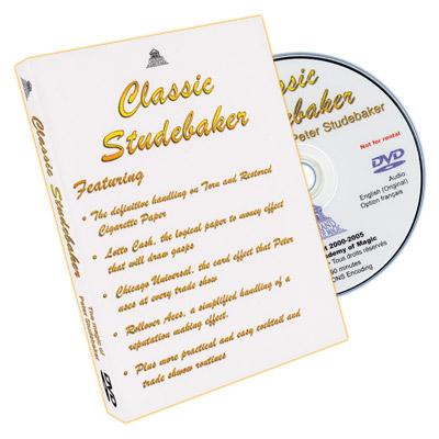 Classic Studebaker by Peter Studebaker - DVD