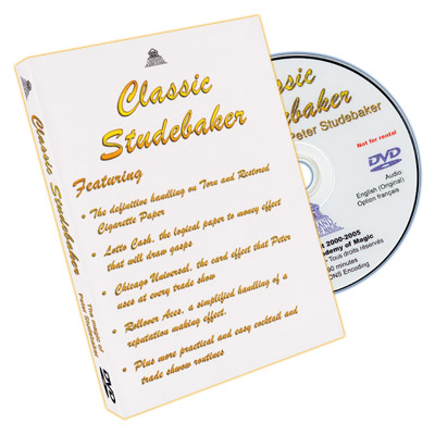 Classic Studebaker - Peter Studebaker