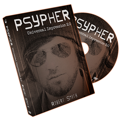 Psypher by Robert Smith and Paper Crane Productions - DVD