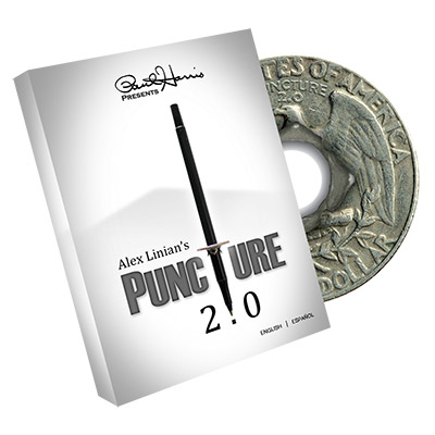 Puncture 2.0 (US Quarter, DVD)  by Alex Linian - DVD