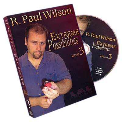 Extreme Possibilities - Volume 3 by R. Paul Wilson - DVD