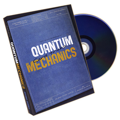 Quantum Mechanics by Irving Quant and Dan & Dave - DVD