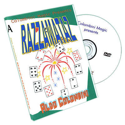 Razzamataz by Aldo Colombini - DVD
