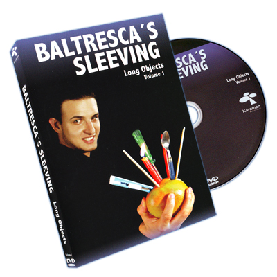 Baltresca's Sleeving by Rafael Baltresca - DVD