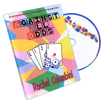 Against All Odds by Rachel Colombini - DVD