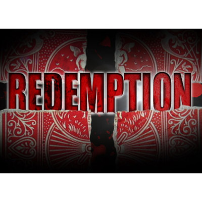 Redemption (DVD and Gimmick) Red by Chris Ballinger - Trick