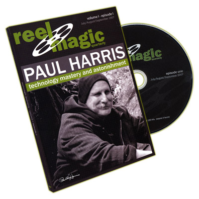 Reel Magic Quarterly - Episode 1 (Paul Harris) - DVD