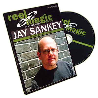 Reel Magic Quarterly Episode 3 (Jay Sankey) - DVD