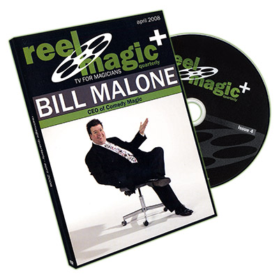 Reel Magic Quarterly Episodio 4 (Bill Malone)