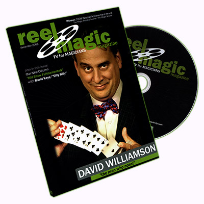 Reel Magic Episode 8 (David Williamson)- DVD