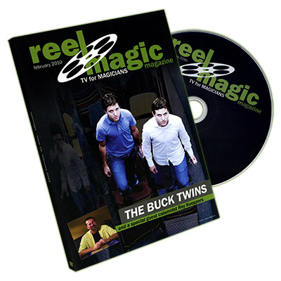 Reel Magic Episode 15 (Dan & Dave Buck) - DVD