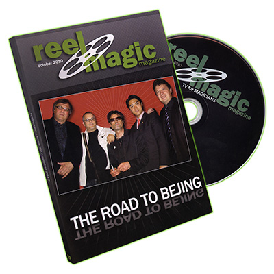 Reel Magic Episode 19 (The Road to Bejing)
