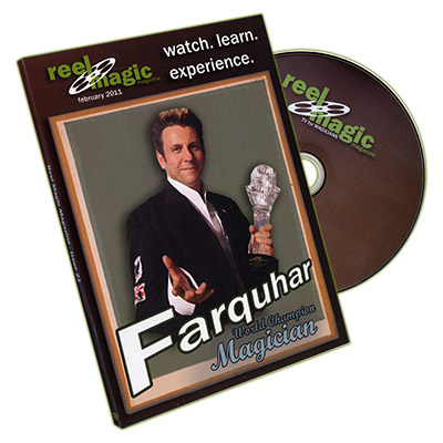 Reel Magic Episode 21 (Shawn Farquhar) - DVD