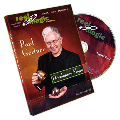 Reel Magic Episode 24 (Paul Gertner)