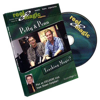 Reel Magic Episode 25 (Craig Petty & David Penn) - DVD