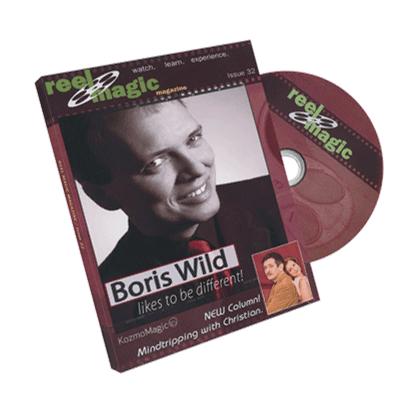 Reel Magic Episode 32 (Boris Wild)