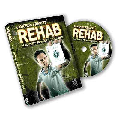 Rehab by Cameron Francis & Big Blind Media - DVD