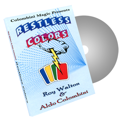 Restless Colors by Wild-Colombini Magic - DVD