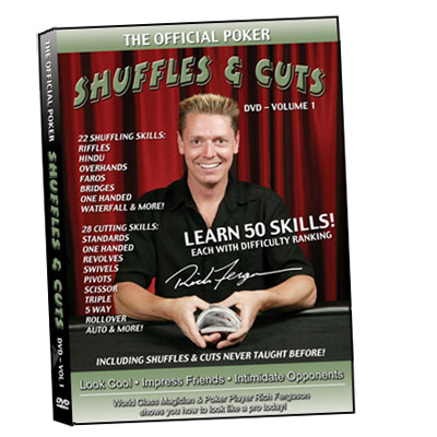 Shuffles & Cuts - by Rich Ferguson - DVD