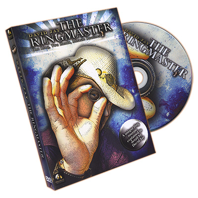 Ring Master by David Jay and World Magic Shop - DVD