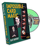 Impossible Card Magic Kosby- #2, DVD