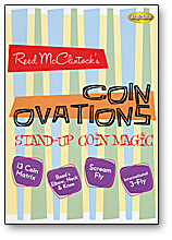 Coin Ovations Reed McClintock, DVD