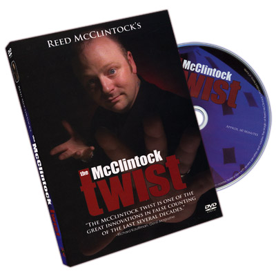 McClintock Twist by Reed McClintock - DVD