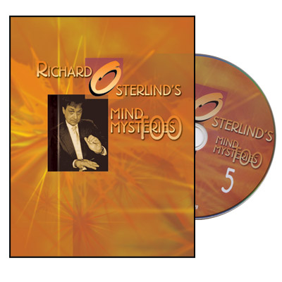 Richard Osterlind Mind Mysteries Too - #5, DVD