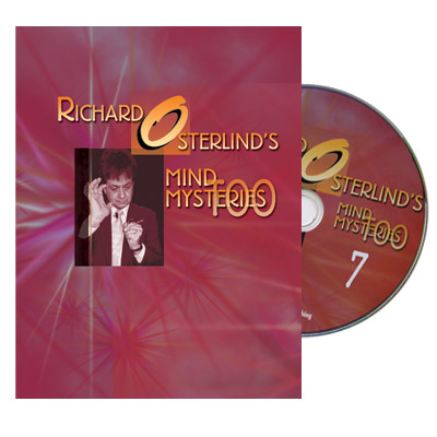 Richard Osterlind Mind Mysteries Too - #7, DVD