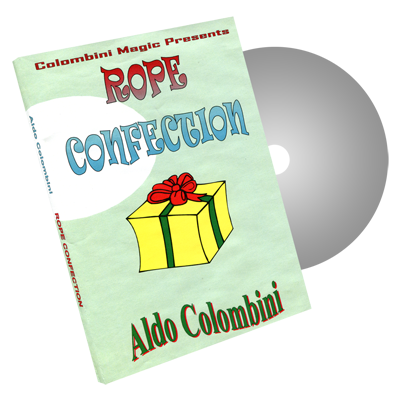 Rope Confection - Wild-Colombini Magic - DVD