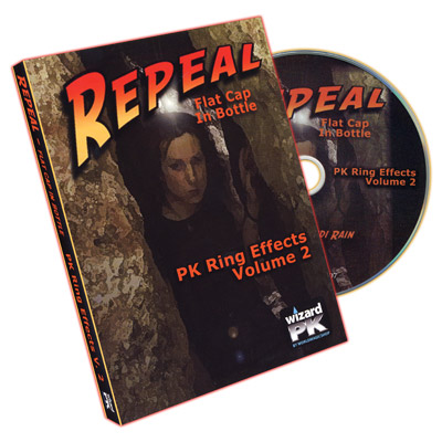 Repeal (PK Ring Effects Volume 2) by Randi Rain - DVD