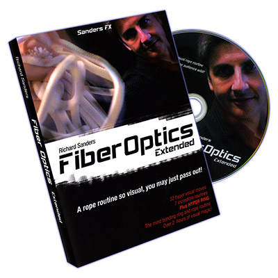 Fiber Optics Extended by Richard Sanders - DVD