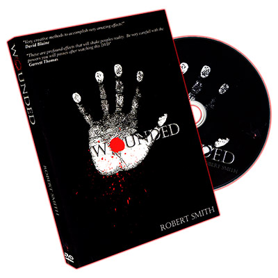 Wounded by Robert Smith - DVD
