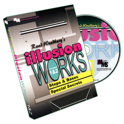 Illusion Works Vol 1 & 2 - Rand Woodbury
