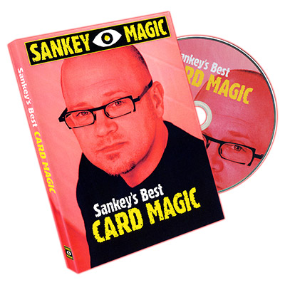Sankey's Best Card Magic - DVD