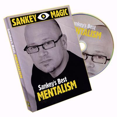 Sankey's Best Mentalism by Jay Sankey - DVD